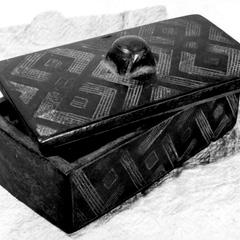 Kuba Square Box for Cosmetics and Jewelry