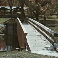 Jaycee Foot Bridge and Pavilion