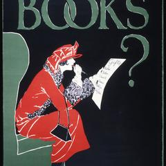 Why not books?