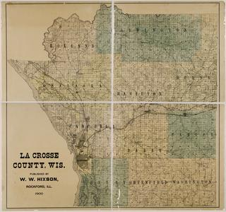 La Crosse County, Wisconsin