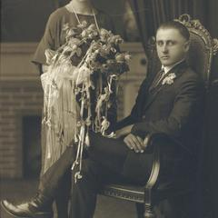 Anton Ott and Hulda Anna Ingold Ott