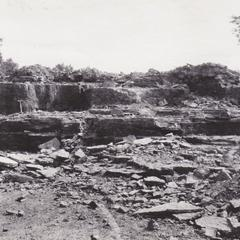 Quarry southwest of Hillside