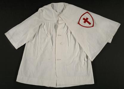 Child's Ku Klux Klan robe