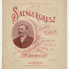 Saengergruss grand march