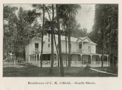 Residence of C. K. Offield