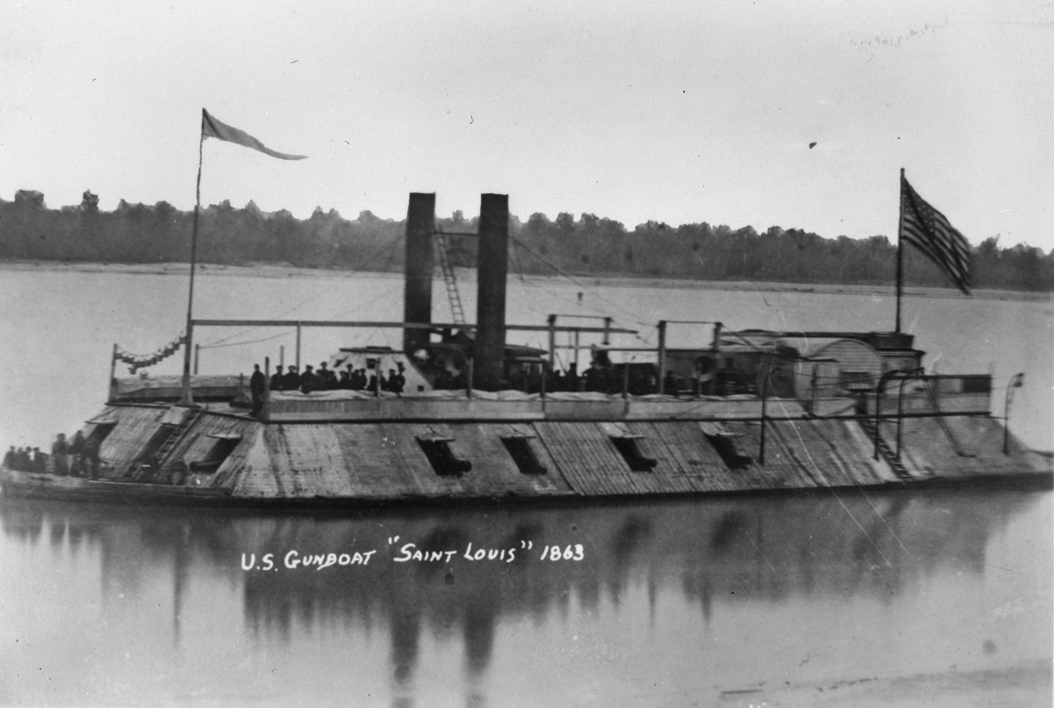 St. Louis (Gunboat, 1861-1863)