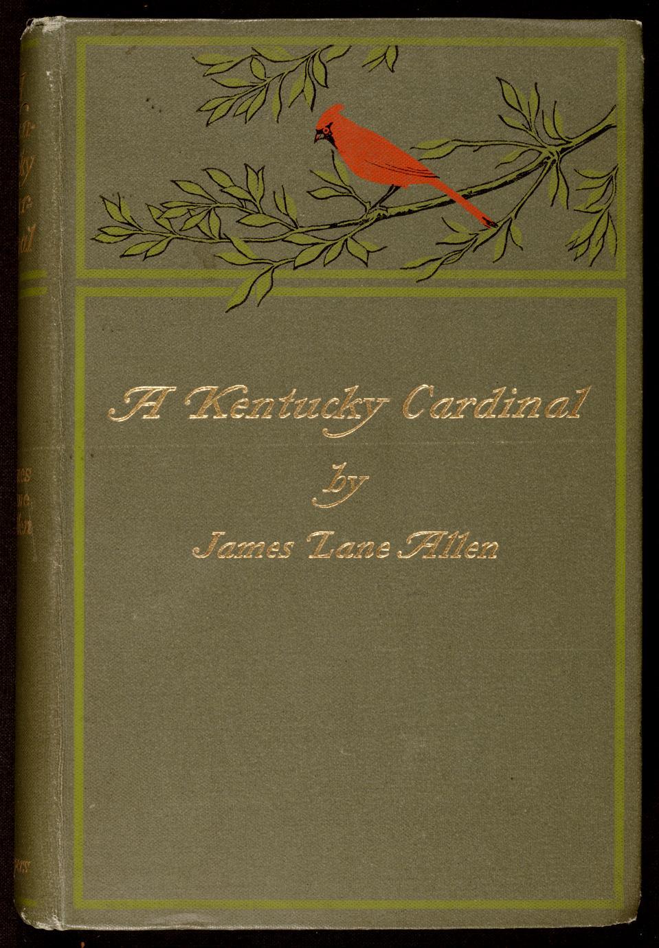 Kentucky cardinal : a story (1 of 2)