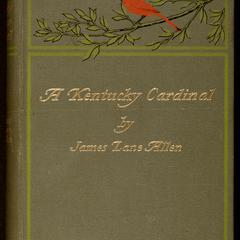 Kentucky cardinal : a story