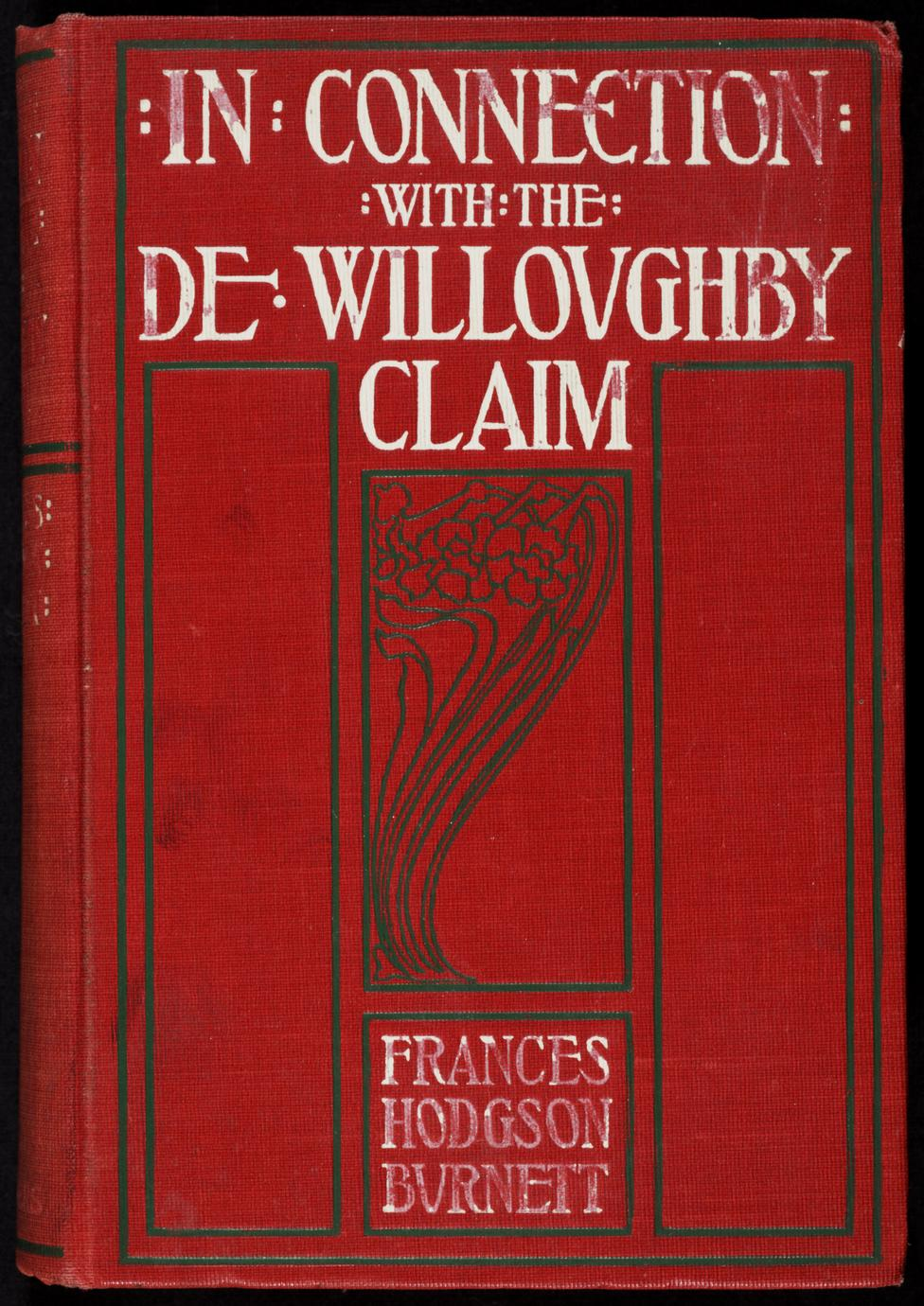 In connection with the De Willoughby claim (1 of 2)