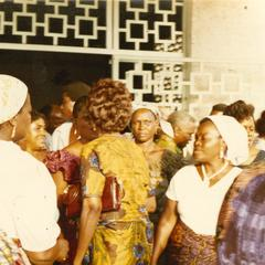 Matanga [end of grieving period] in Brazzaville