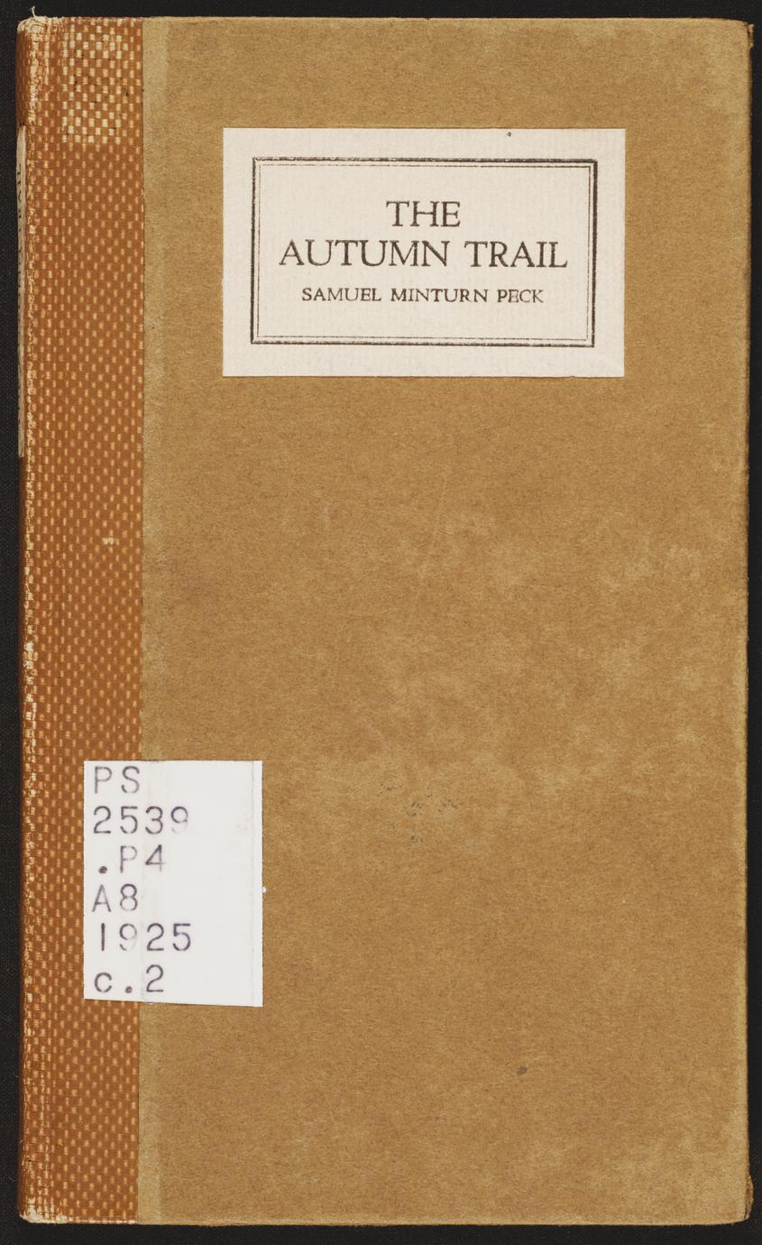 The autumn trail (1 of 2)