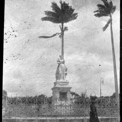 Fort of France [sic], Martinique Statue of Empress Josephine