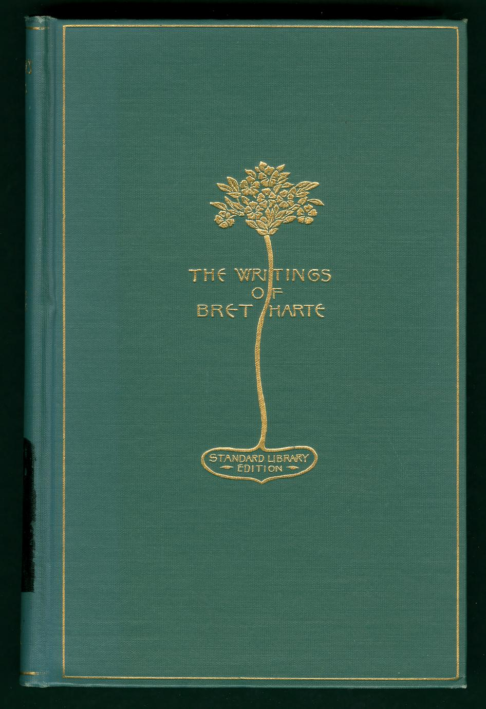The writings of Bret Harte (1 of 2)