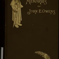 Memories of the professional and social life of John E. Owens