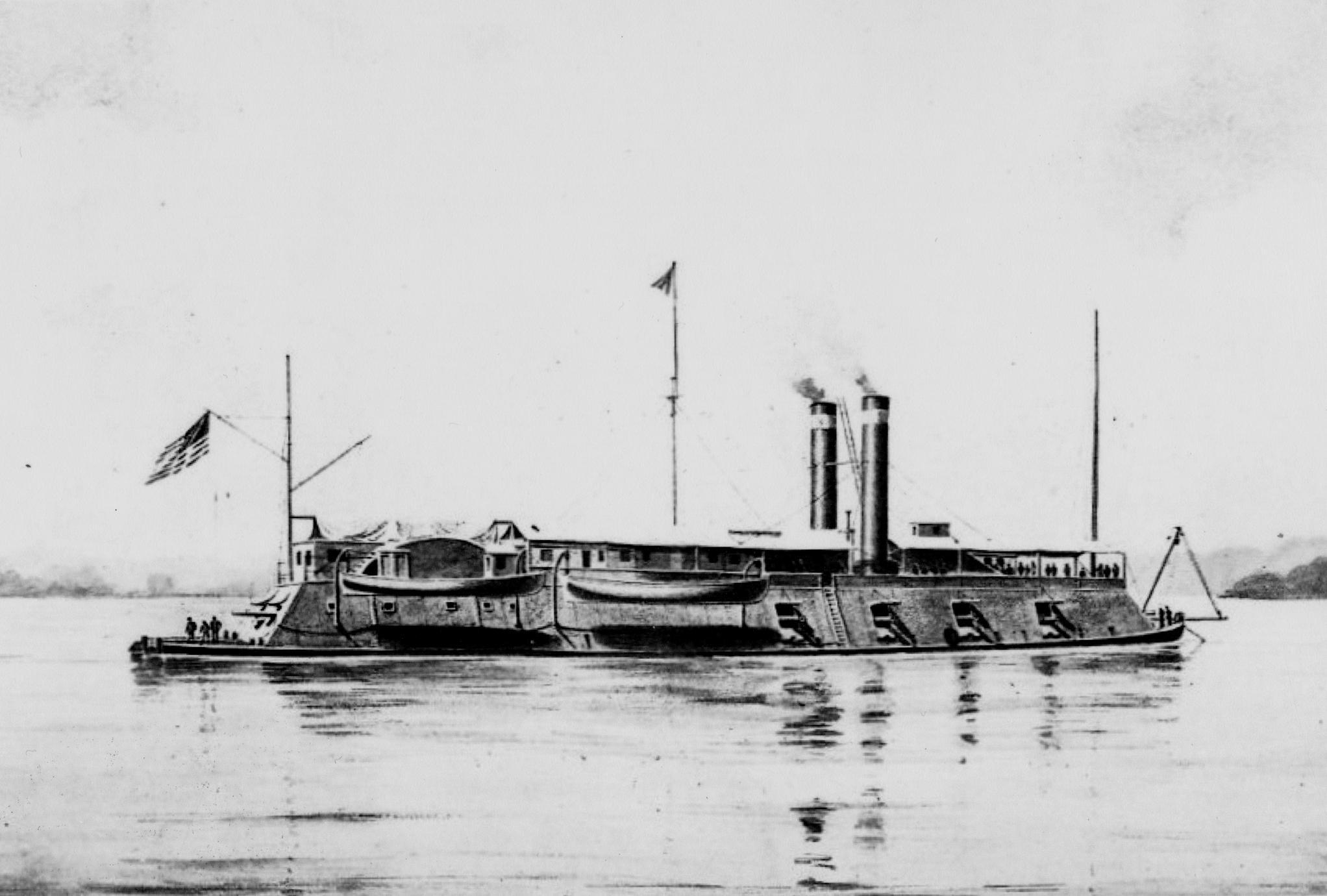 Louisville (Gunboat, 1861-1865)