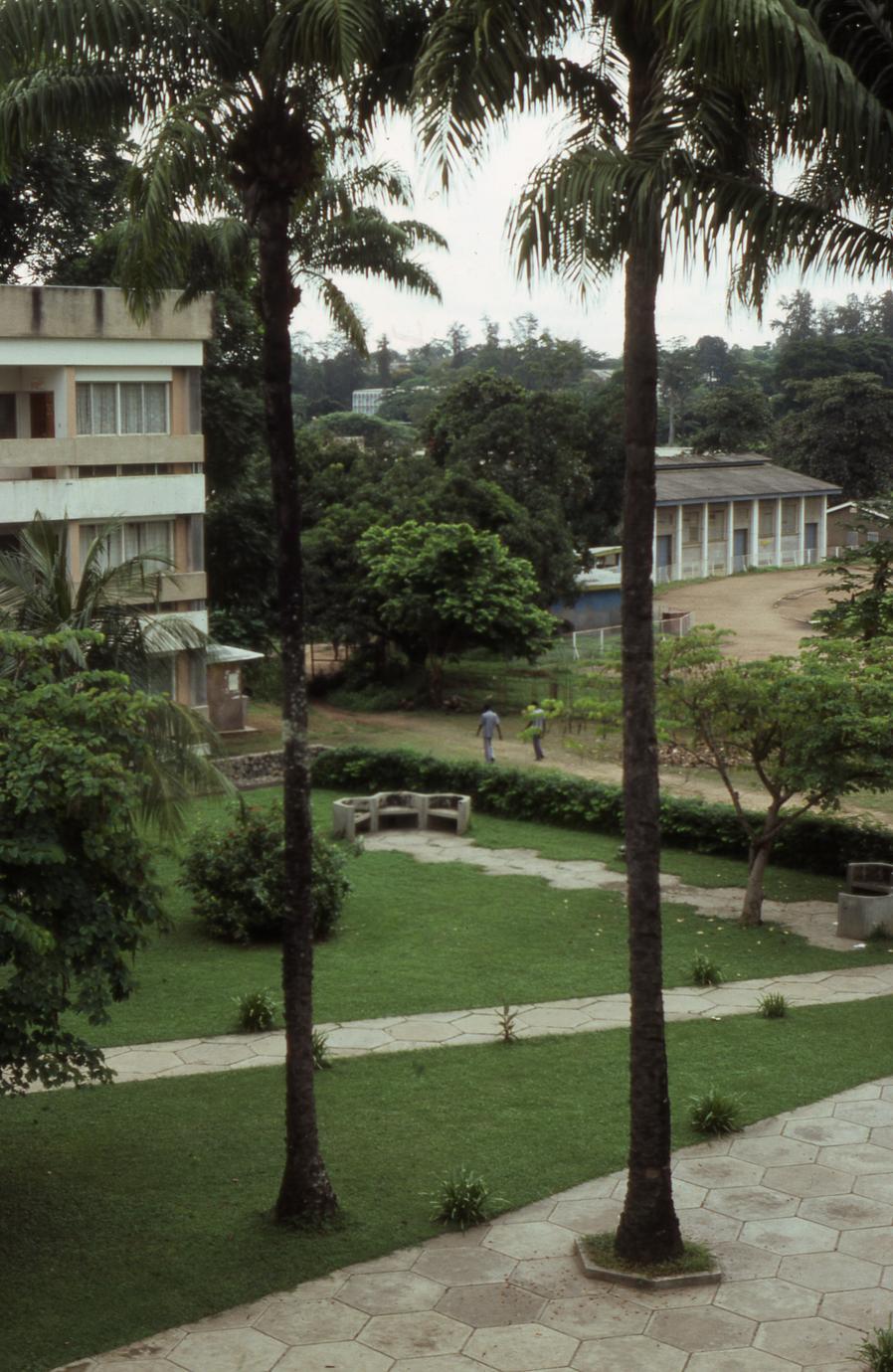 University of Ibadan Social Science building
