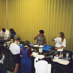 Interim Chemistry Lab, Janesville, 1998