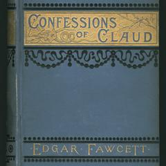 The confessions of Claud