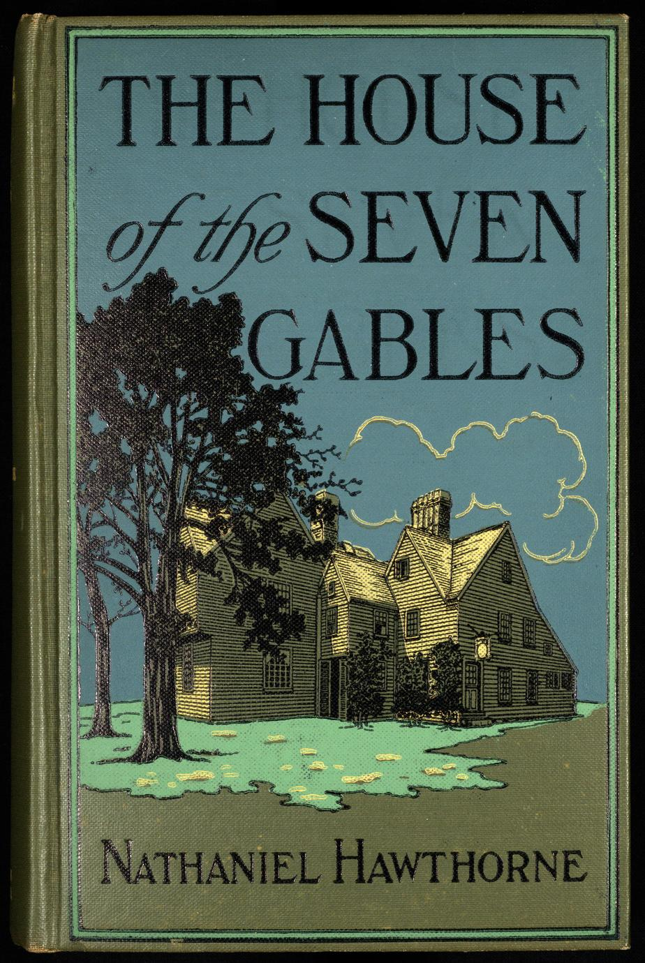 The house of the seven gables (1 of 2)