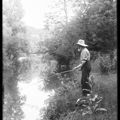 Whitewater - July - fishing