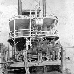 Daniel Boone (Towboat, 1913-1925)