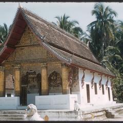 Vat Nong--façade