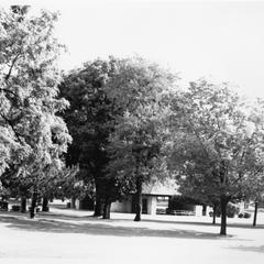 Palmer Park picnic shelter