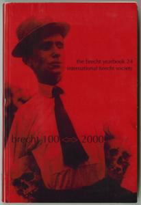 Brecht 100 <=> 2000
