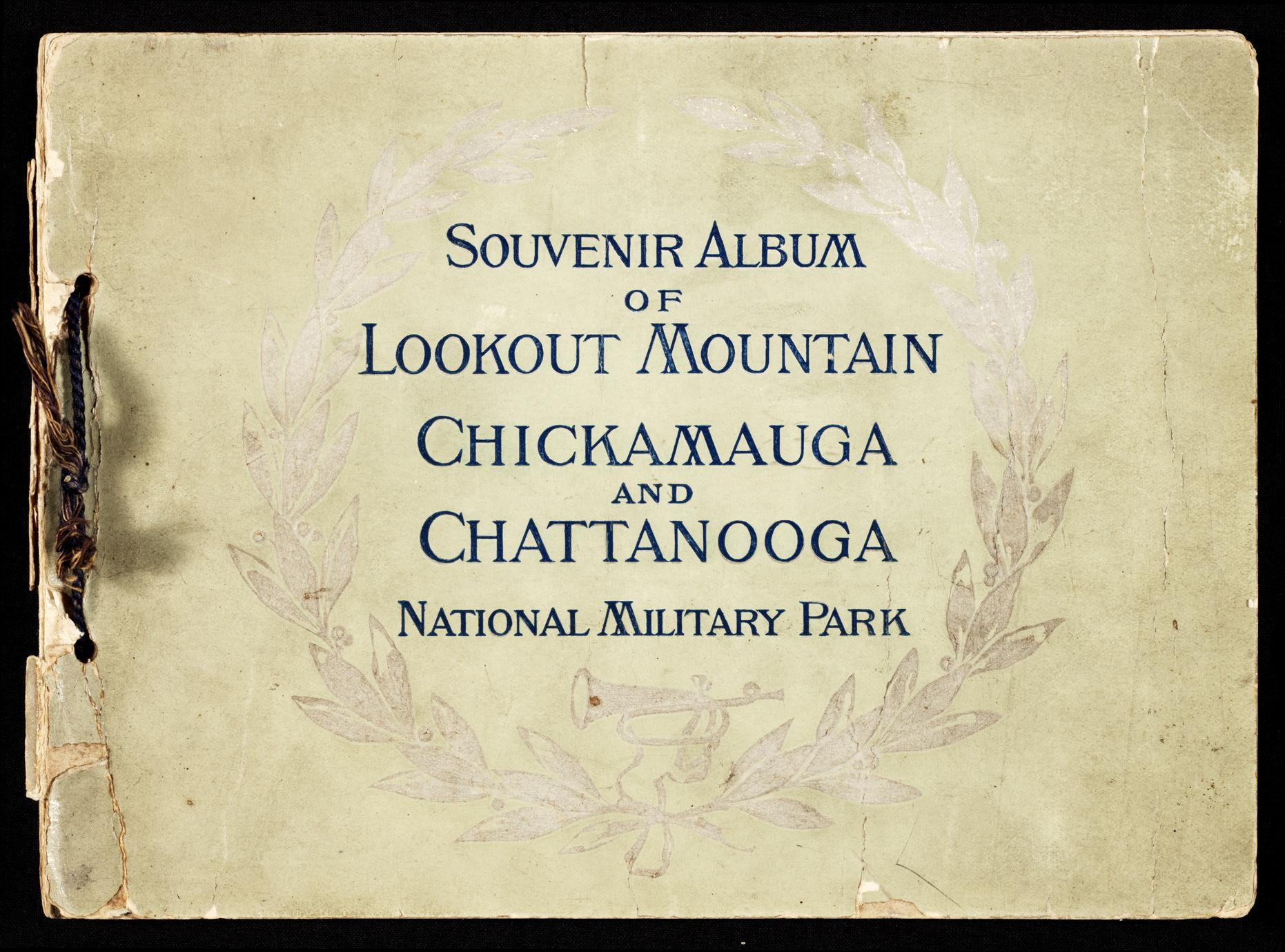 Selected views : Chattanooga, Lookout Mountain, Chickamauga, and Chattanooga National Military Park. National Cemetery, Mission Ridge