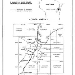 Brown County, Wisconsin : a survey of land cover of Brown County, Wisconsin