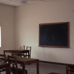 Olashore School classroom