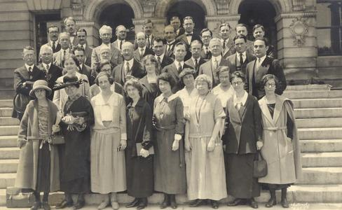English Department 1922-1923