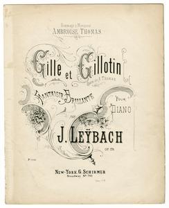 Gille et Gillotin