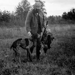 Ray Roark hunting