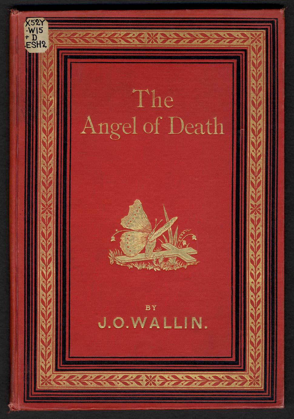 The angel of death (1 of 3)
