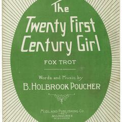Twenty first century girl