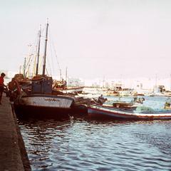 Fishing Port of Mahdia