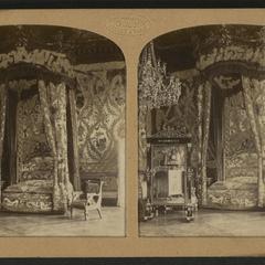Chambre à coucher de S. M. l'Impératrice (Château de Fontainebleau)