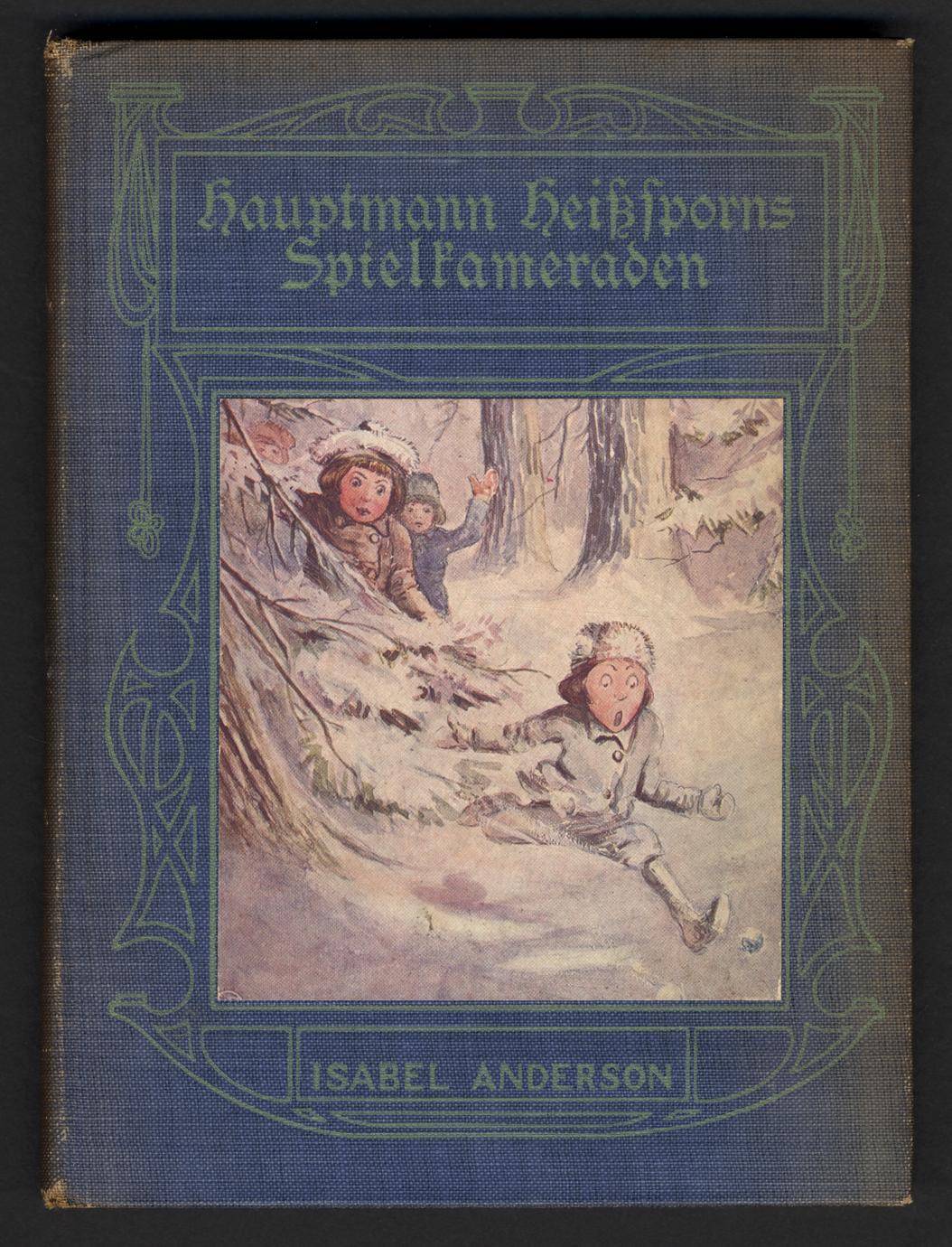 Hauptmann Heissporns Spielkameraden (1 of 3)