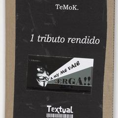 1 tributo rendido