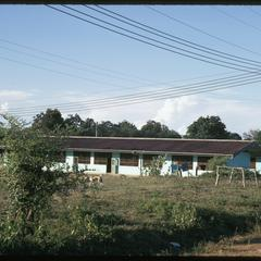 Fa Ngum school : Classroom buildings