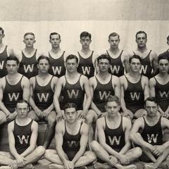 1926 men's swim team