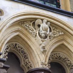 Chichester Cathedral interior retrochoir gallery