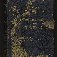 Gesangbuch der bischöflichen Methodisten-Kirche
