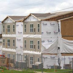 Villas construction, University of Wisconsin--Marshfield/Wood County, 2014