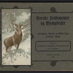 Norske settlementer og menigheder