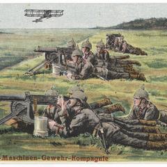 Infanterie-Maschinen-Gewehr-Komapgnie