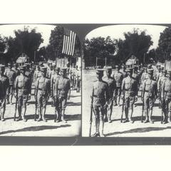 U.S. trained and equipped Filipino constabulary soldiers, Manila, 1907