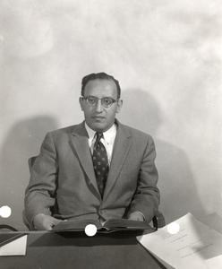 Menahem Mansoor, Hebrew and Semitic studies