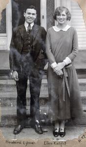 Howard Lyman and Ellen Knight